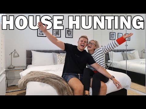 HOUSE HUNTING IN LONDON | WE'RE MOVING?! | AD