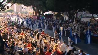 Semana Santa Málaga 2015: Domingo de Ramos Parte 2 emitido por 101tv Málaga