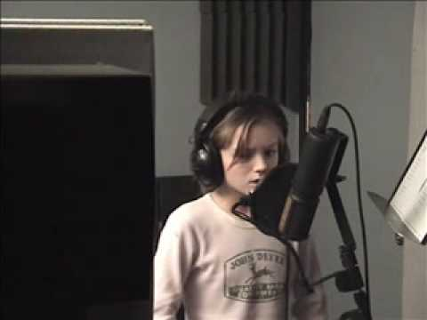 Amazing 11y/o Ashleigh Marie sings Leave the Pieces (cover)