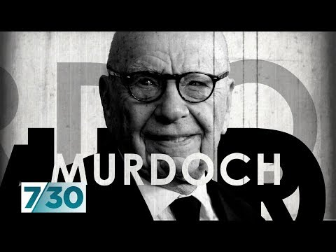 Is Rupert Murdoch winding down? | 7.30