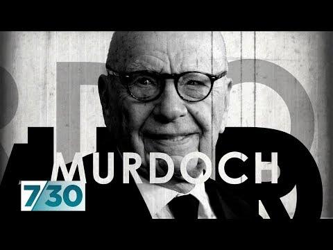 Is Rupert Murdoch winding down?   7.30