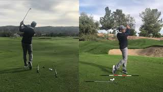 Can You Spin Your Wedges? The Tour Striker Pitching Wedge Training Club | Martin Chuck