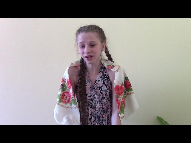 Изображение предпросмотра прочтения – ВикторияКочеткова читает произведение «Блокадные дети» Г.В.Раткуна