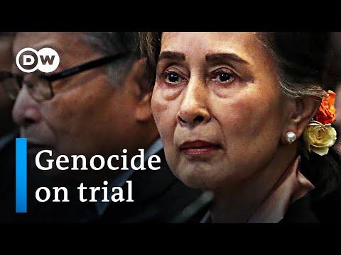 Myanmar disputes Rohingya