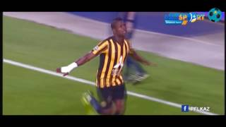 Gerrard Gohou ● All goals for Kairat Almaty | 2016 | HD