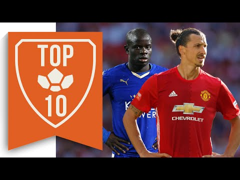 Top 10 Premier League Summer Transfers
