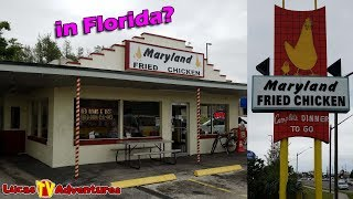 Orlando florida has lots of interested food establishments and here is a truly unique one... maryland fried chicken located in winter garden, florida. usuall...