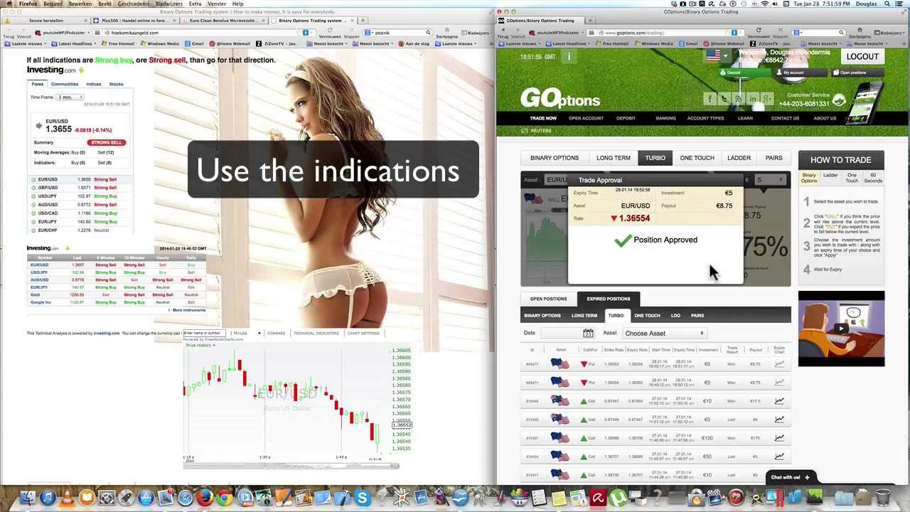 Binary options quebec