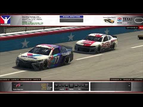 iRacing Radioactive: Texas Motor Speedway 3/29/2020