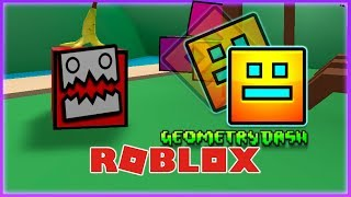 GEOMETRY DASH NO ROBLOX (Geometry Dash ROBLOX Edition)