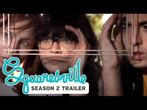 Squaresville Season 2  Mary Kate Wiles, Kylie Sparks, Austin Rogers