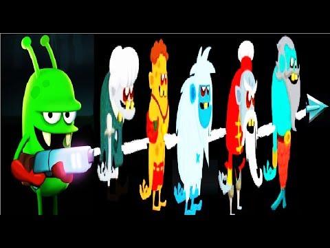 ОХОТНИКИ НА ЗОМБИ #71 Мульт Игра для детей про ловцов зомби Zombie Catchers #Мобильные игры