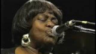 Marion Williams -- Were You There When They Crucified My Lord