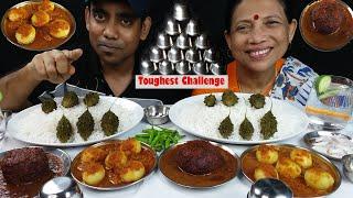 Toughest Eating Challenge Ever Food Eating Show Mom Vs Son