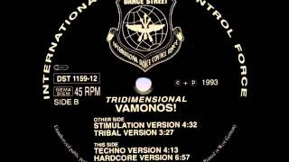 Tridimensional - Vamonos! (Stimulation Version) 1993
