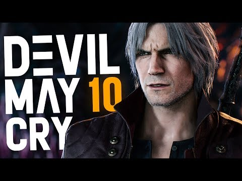 Kim jest V? | Devil May Cry 5 [#10] thumbnail