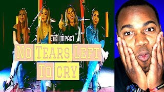 4th Impact No Tears Left To Cry & Never Enough | REACTION