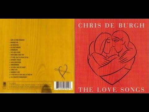 Chris de Burgh - The Love Songs (audio)