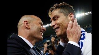 Зидан про уход Роналду. Президент Реала о Роналду. Огромная свадьба игроков Реала