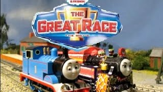 Thomas & Friends: The Great Race at Face Value