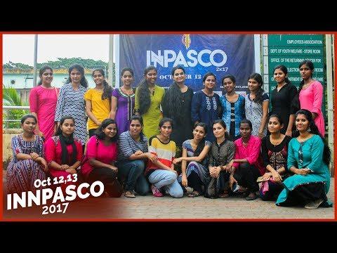 Innpasco 2017 FlashMob   Cochin University of Science And Technology