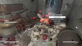Fallout 4 Night!! Exploring/Battling/Helping!