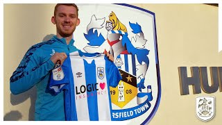 👕 LOGIC INSURANCE | First business to sponsor Huddersfield Town's home shirts