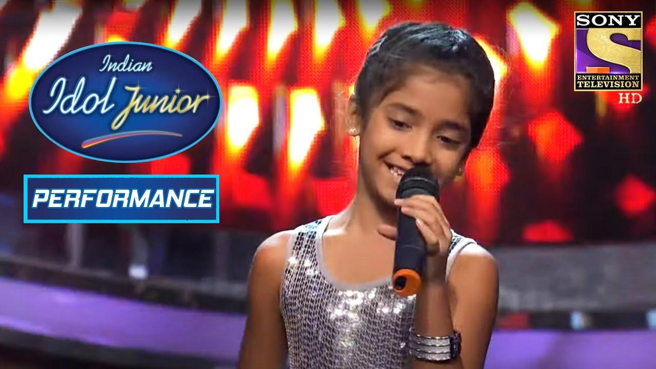 Download Shekhar Appreciates Sugandha's Superb Performance On 'Disco Station'   Indian Idol Junior