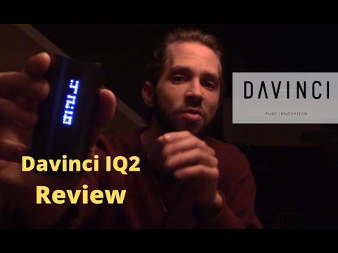 Davinci IQ 2 Vaporizer Review {Healthiest & Most Customizable?}