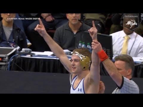 Seth Gross 2018 Division I Wrestling National Championship Recap (03.23.2018)