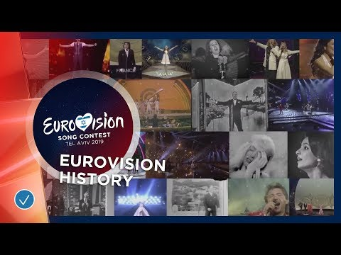 WATCH: The 63-year-history of Eurovision in three minutes