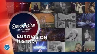 Eurovision History - First Semi-Final - Eurovision 2019