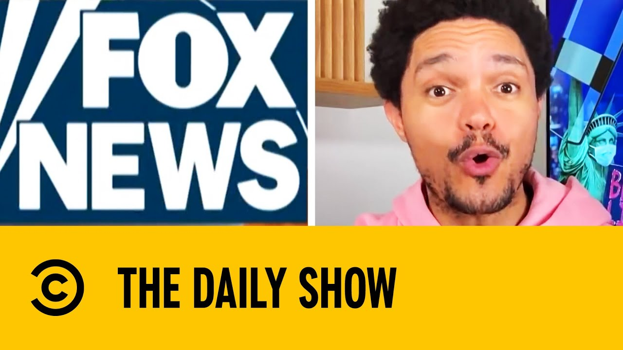 Trevor Noah Roasts Fox News 2020 Edition | The Daily Show With Trevor Noah