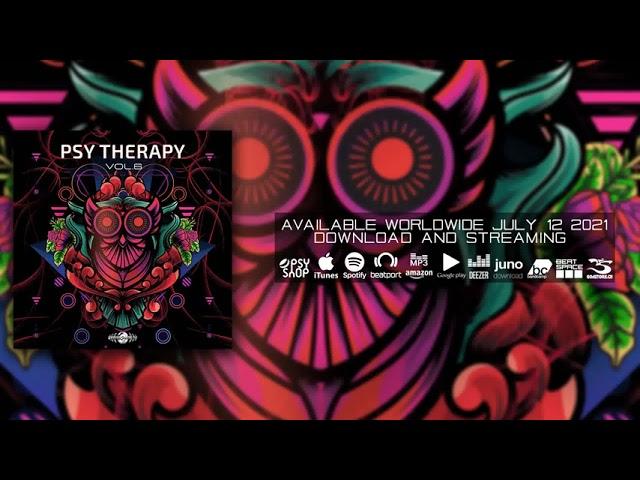 Psy Therapy, Vol.  6 Dj Mix