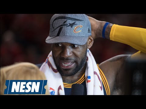 NBA Finals Odds Mean Nothing To LeBron