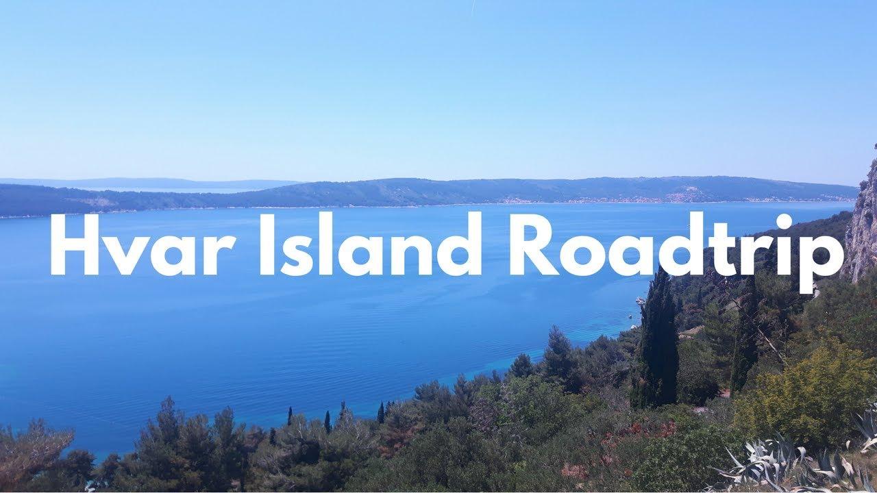 HVAR // ISLAND ROADTRIP // PITVE TUNNEL // TRAVEL CROATIA VLOG