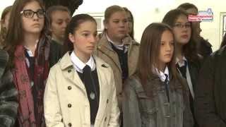 Az aradi vértanúk előtt tisztelegtek a diákok