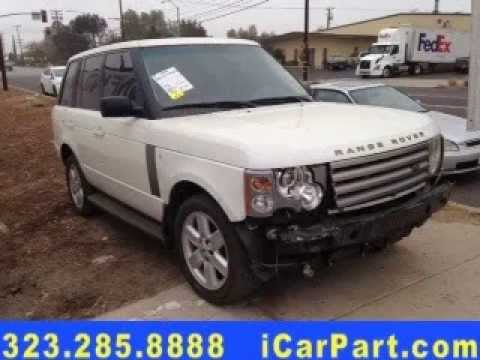 parting out 2004 range rover parts for sale fit 2003 2005 2006 2007 l322 youtube. Black Bedroom Furniture Sets. Home Design Ideas