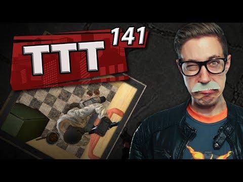 Die Portalgun des Grauens | TTT mit SPIN | 141