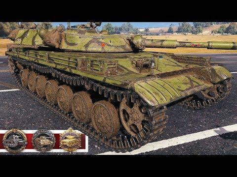 T-100 LT MASTER - 1 vs 7 - World of Tanks Gameplay thumbnail