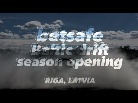 Betsafe Baltic drift season opening 2017