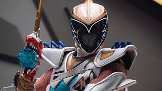 Gold Ranger in Power Rangers Dino Super Charge | Episodes 1-20 | Superheroes