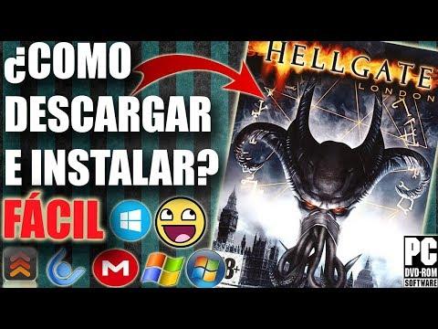 Descargar E Instalar Hellgate London Para PC Full En Español (Fácil)
