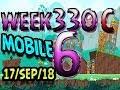 Angry Birds Friends Tournament Level 6 Week 330-C  MOBILE Highscore POWER-UP walkthrough