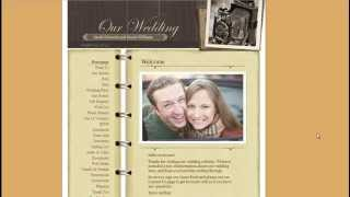 Free Wedding Website - Create a Free Website and Online Registry For Your Wedding