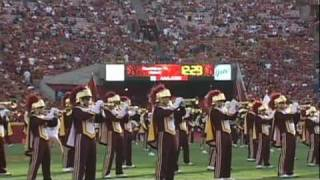 USC Trojan Marching Band Club Medley Ft Party Rock Anthem By LMFAO