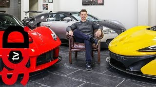 Carl Hartley Q&A - His Cars & The Supercar Business