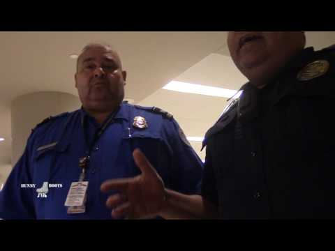 First Amendment Friday: San Antonio Airport TSA checkpoint