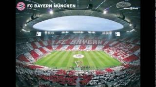 Lieder aus der Kurve FC Bayern Munchen