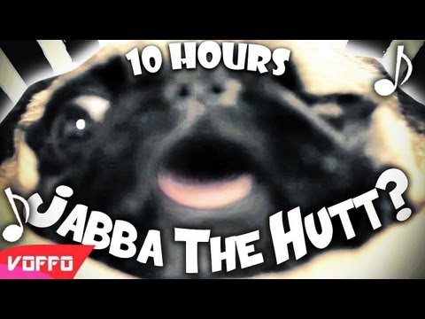[10 Hours] Jabba The Hutt (PewDiePie Song) By Schmoyoho